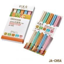 玻璃纖維抗菌筷(六角)